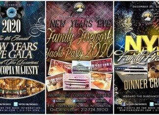 NYC New Years Eve Cruises
