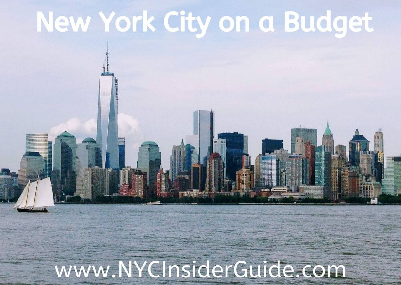 Visiting New York on a Budget