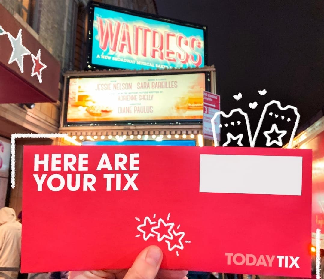 TodayTix Discount Broadway Lottery Tickets