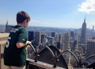 Visiting New York With Kids